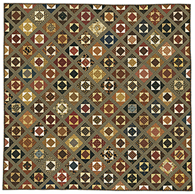 S'mores Pattern Throws Fall Quilts American Patchwork & Quilting
