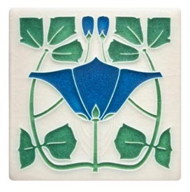 Blue Motawi Tile Project Kit - RS-01163D