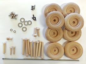 Construction-Grade Scraper Project Kit - RS-00978