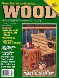 WOOD Issue 61, June 1993, WOOD Magazine