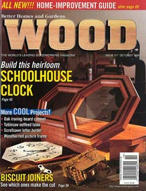 WOOD Issue 117, October 1999