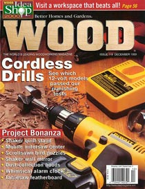 WOOD Issue 119, December 1999
