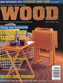 WOOD Issue 122, March 2000