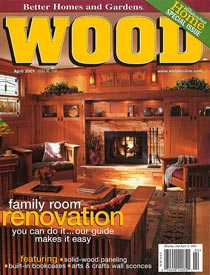 WOOD Issue 132, April 2001