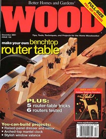 WOOD Issue 138, December 2001