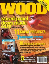 WOOD Issue 144, September 2002