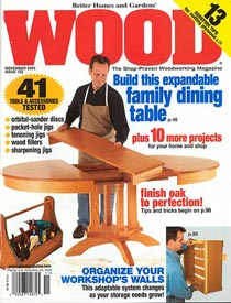 WOOD Issue 152, November 2003