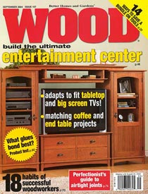 WOOD Issue 157, September 2004