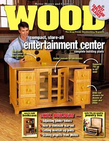 WOOD Issue 165, October 2005