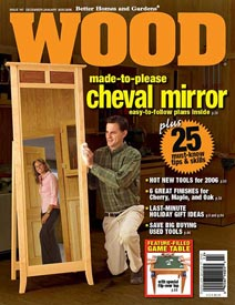 WOOD Issue 167, December/January 2005/2006