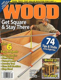 WOOD Issue 177, July 2007