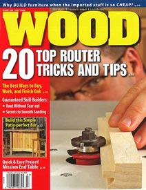 WOOD Issue 184, July 2008