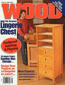 WOOD Issue 189, March 2009