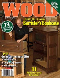 WOOD Issue 195, December/January 2009/2010