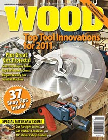 WOOD Issue 202, December/January 2010/2011