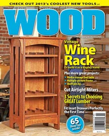 WOOD Issue 216, December/January 2012/2013