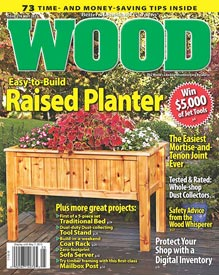 WOOD Issue 218, May 2013