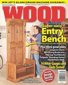 WOOD Issue 220, September 2013