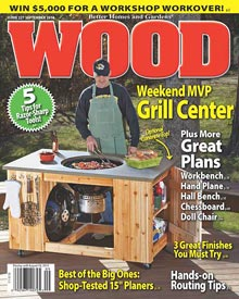 WOOD Issue 227, September 2014
