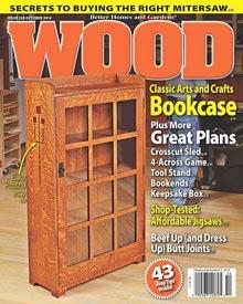 WOOD Issue 228, October 2014, WOOD Magazine