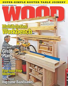 WOOD Issue 234, September 2015