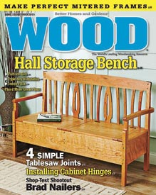 WOOD Issue 235, October 2015 WOOD Issue 235, November 2015,Books & Magazines,WOOD Magazine,WOOD Issue 235, November 2015,2015,Magazine or Book