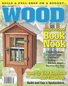 WOOD Issue 238, March 2016 WOOD Issue 238, March 2016,Books & Magazines,WOOD Magazine, WOOD Issue 238, March 2016, Magazine or Book