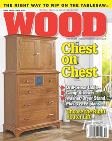 WOOD Issue 242, October 2016 WOOD Issue 242, October 2016,Books & Magazines,WOOD Magazine, WOOD Issue 242, October 2016, Magazine or Book