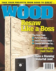 WOOD Issue 245, March 2017 WOOD Issue 245, March 2017,Books & Magazines,WOOD Magazine, WOOD Issue 245, March 2017, Magazine or Book