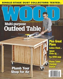 WOOD Issue 247, July 2017 WOOD Issue 247, July 2017,Books & Magazines,WOOD Magazine, WOOD Issue 247, July 2017, Magazine or Book