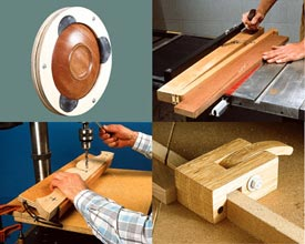 10 Great Jigs : Large-format Paper Woodworking Plan