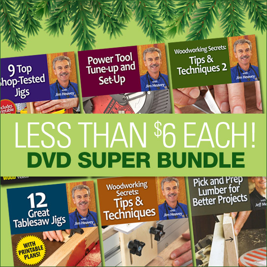 Video DVD Bundle