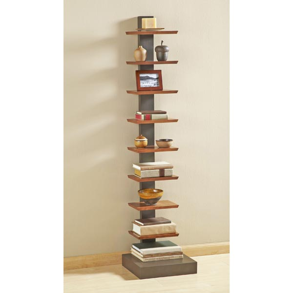 Floating shelves woodworking plan from wood magazine for Wood craft shelves