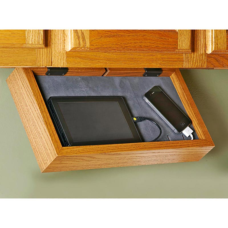 Phone Charging Station Woodworking Plan From Wood Magazine
