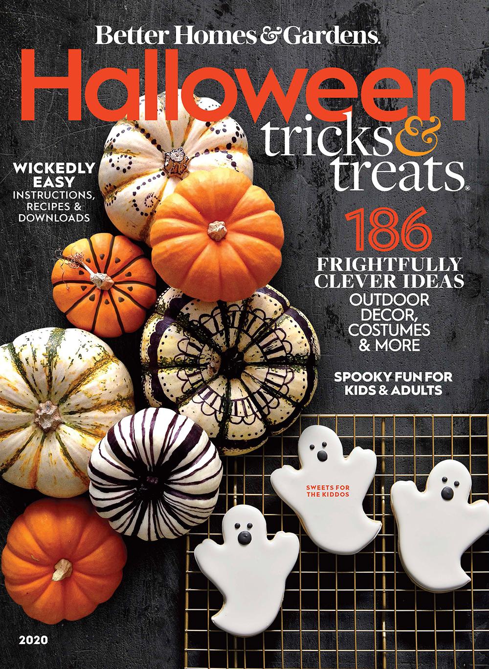 Treats Magazine Halloween 2020 Halloween Tricks & Treats