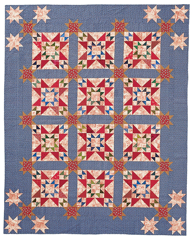 and american quilting in quilt walk nature calendar alert cover patchwork