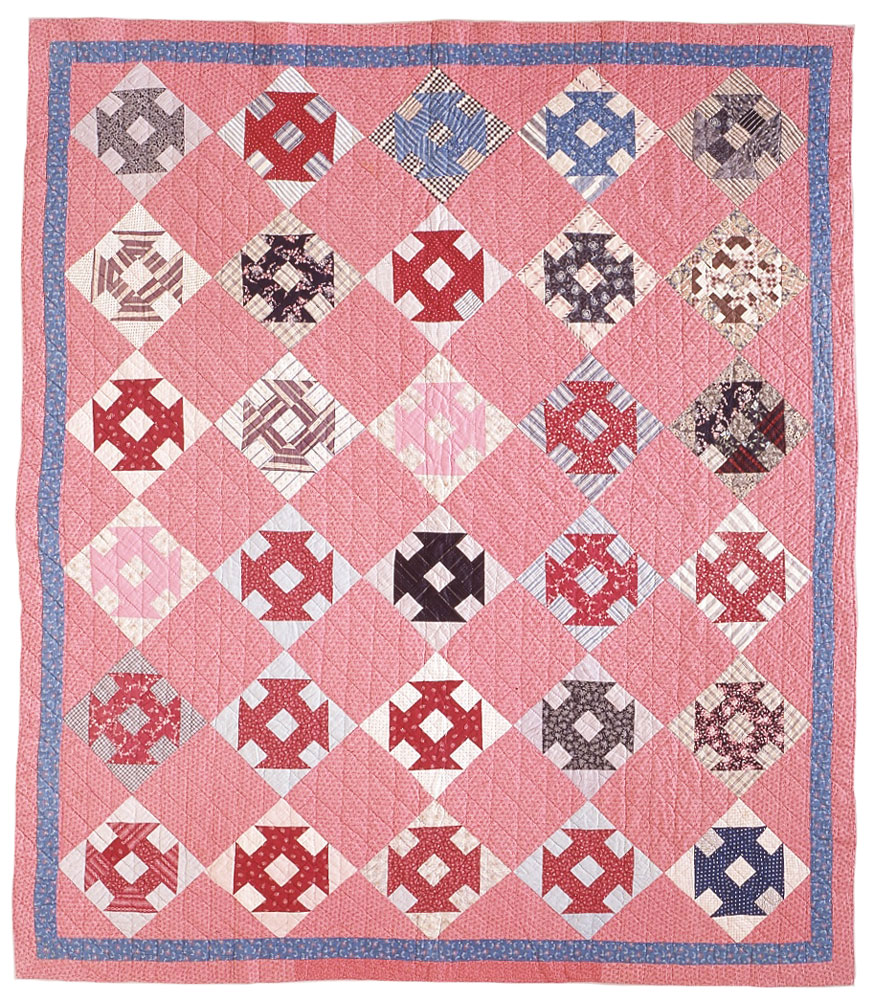 Antique Monkey Wrench Quilting Pattern from the Editors of ... : monkey wrench quilt pattern - Adamdwight.com