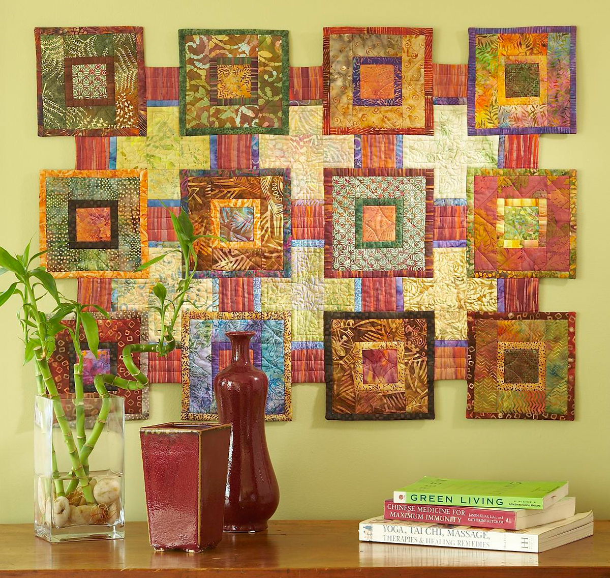 stepping stones quilting pattern from the editors of