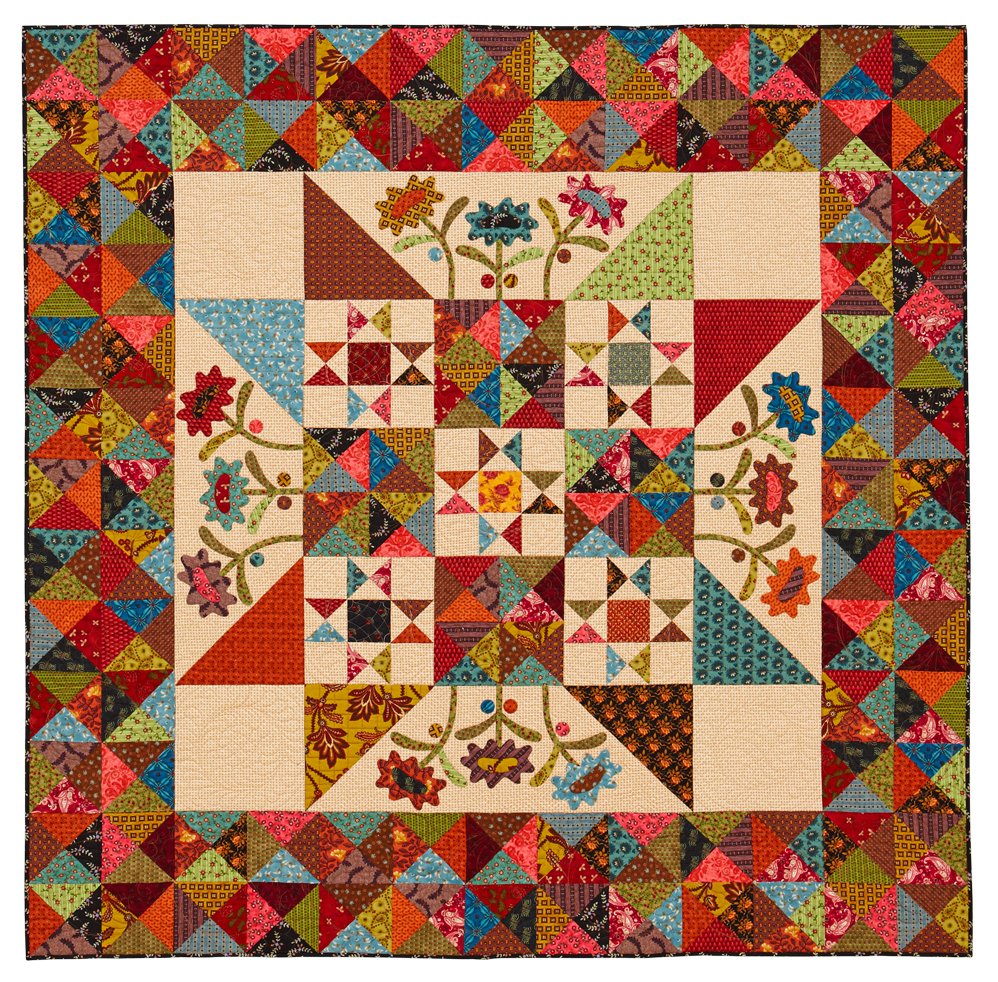qgr crochet from quilting quilt me color pattern the editors american htm p of and patchwork