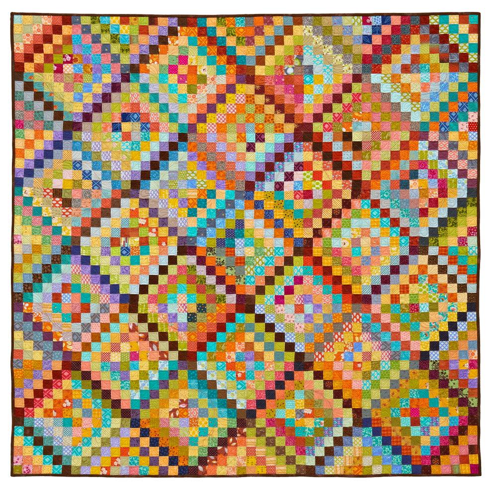Color Me Crochet Quilting Pattern From The Editors Of American