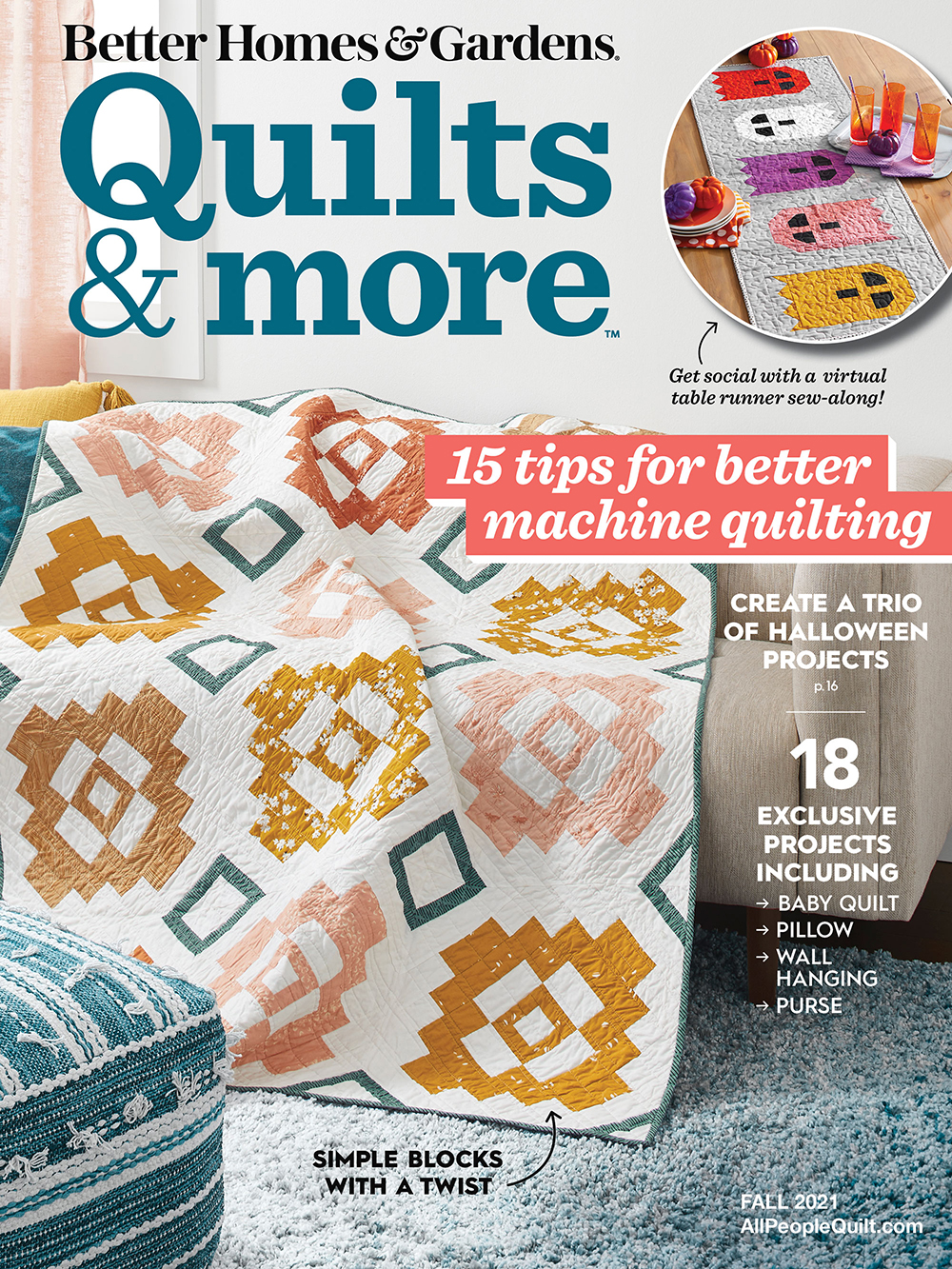 Quilts & More Fall 2021