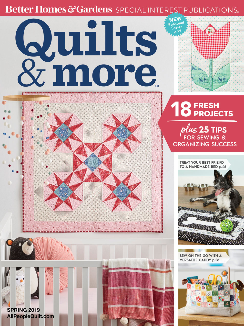 Quilts And More Spring 2019
