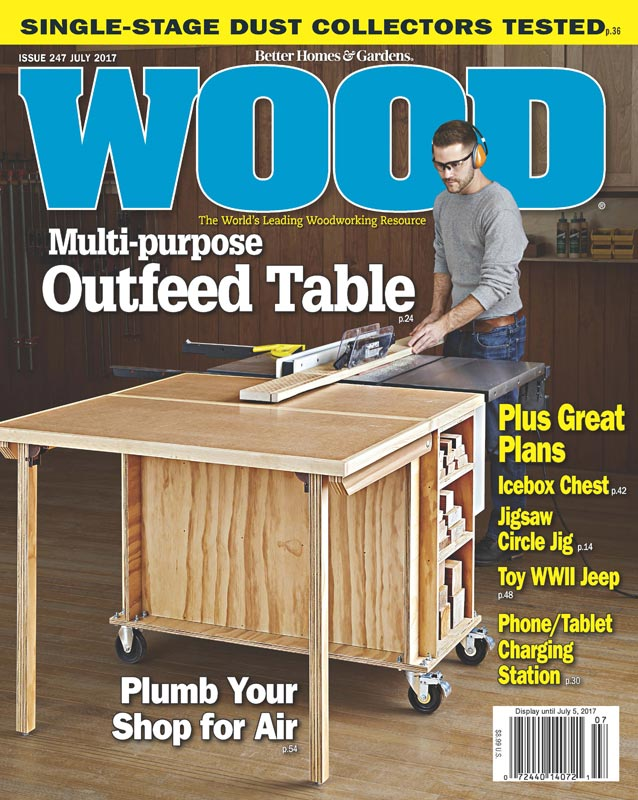 Wood Issue 247 July 2017