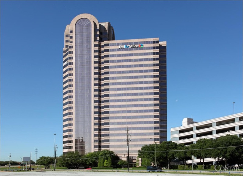 Galleria Dallas Tower Three Business Center Office Space