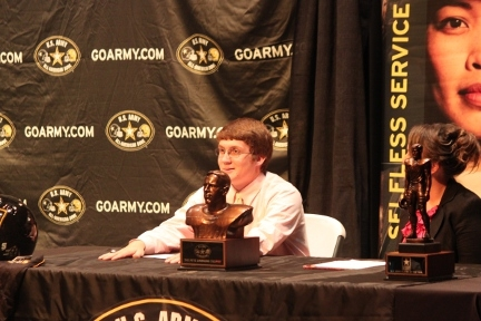 Swain's Tim Sale was named to the Army All-American Band for 2011-12