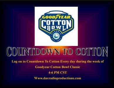 Countdown to Cotton!