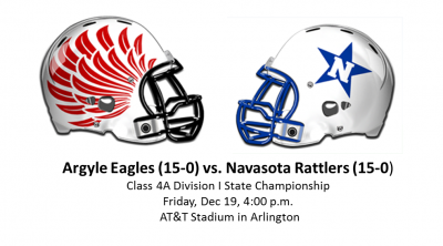 Argyle Eagles vs. Navasota Rattlers
