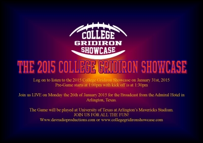College Gridiron Showcase