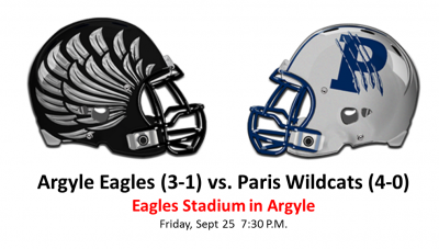 Argyle vs. Paris at Eagles Stadium