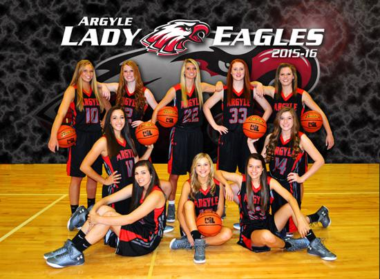 Argyle Lady Eagles (34-1) Vs Waco La Vega For The State